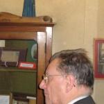Roland met beeldje Catharina
