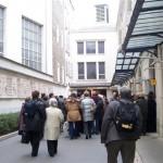 binnenkomen Rue du Bac